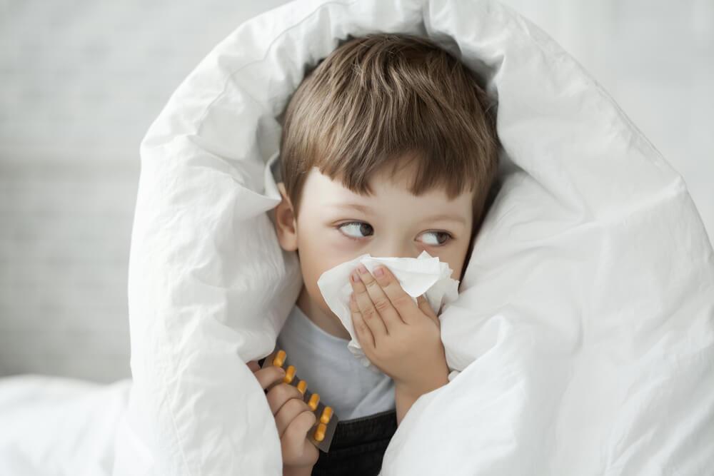 嬰兒感冒怎麼辦