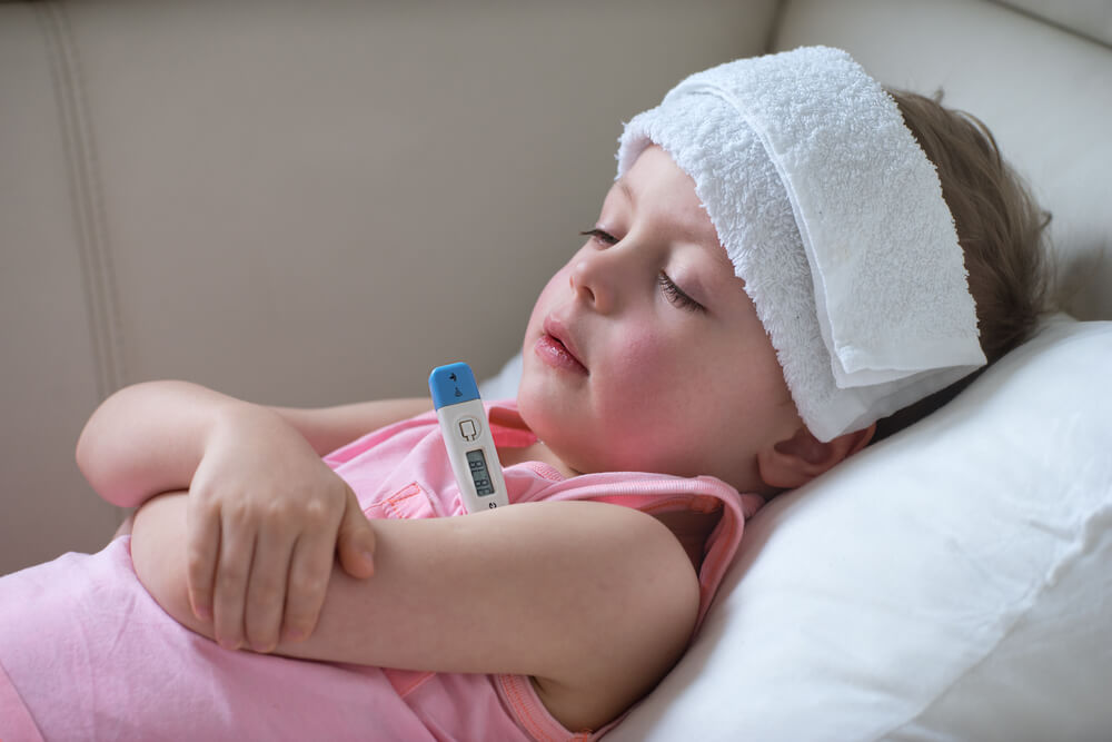 新生兒發燒