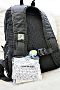 KB 抗菌卡 背包